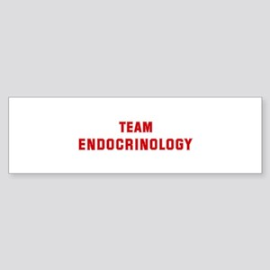 Team ENDOCRINOLOGY Bumper Sticker